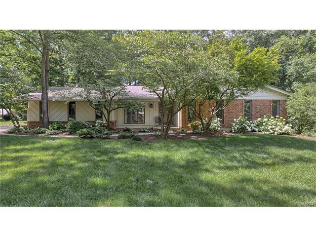 15947 Silent Creek Court, Chesterfield, MO 63017