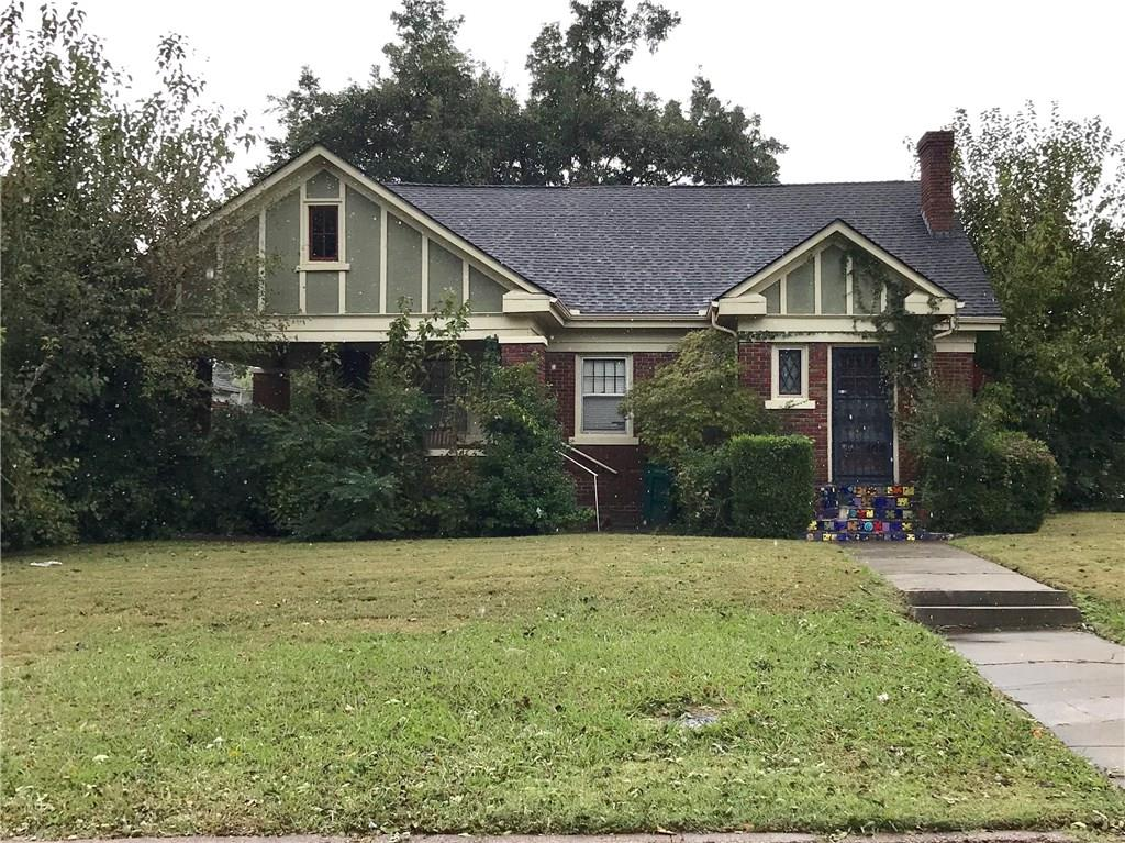All offers must be submitted by 10am on Monday, October 26th. Beautiful bungalow style home with great potential. Huge wrap-around porch, large living area, spacious bedrooms. This home would be fine to keep as-is or a fantastic investment opportunity.