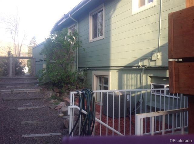 Located in the heart of Downtown Golden Proper. This updated fully rented up and down duplex is available for purchase. Lease on top unit, month to month. You can buy, live in it and rent the lower unit. The lower unit lease goes till October 2018. Cap rate around 5% nice return. Just remodeled 2 years ago and has nice wood flooring, updated kitchens, bathrooms and recently painted with new roof and siding. Walking distance to Downtown. Easy access to the Hwy.  2 car garage, shared by the tenants. Small yard and easy maintenance free front yard. Enclosed porch and the charm of 1920's Bungalow. Can be purchased as a residential home with mother in law. Ask your lender or we can refer you to one.