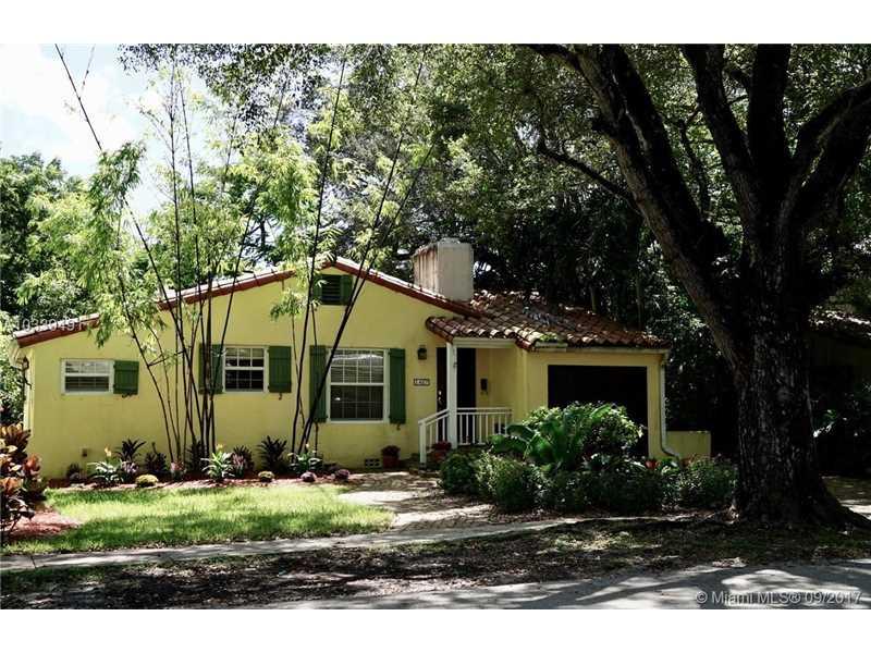 1407 El Rado St, Coral Gables, FL 33134