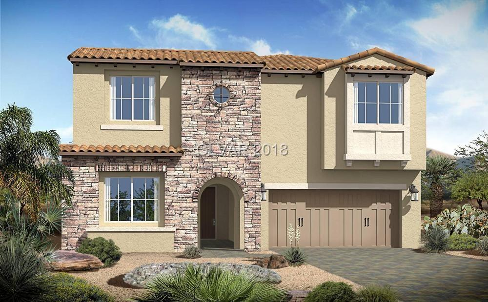 377 VIA SAN REMO Circle, Henderson, NV 89011