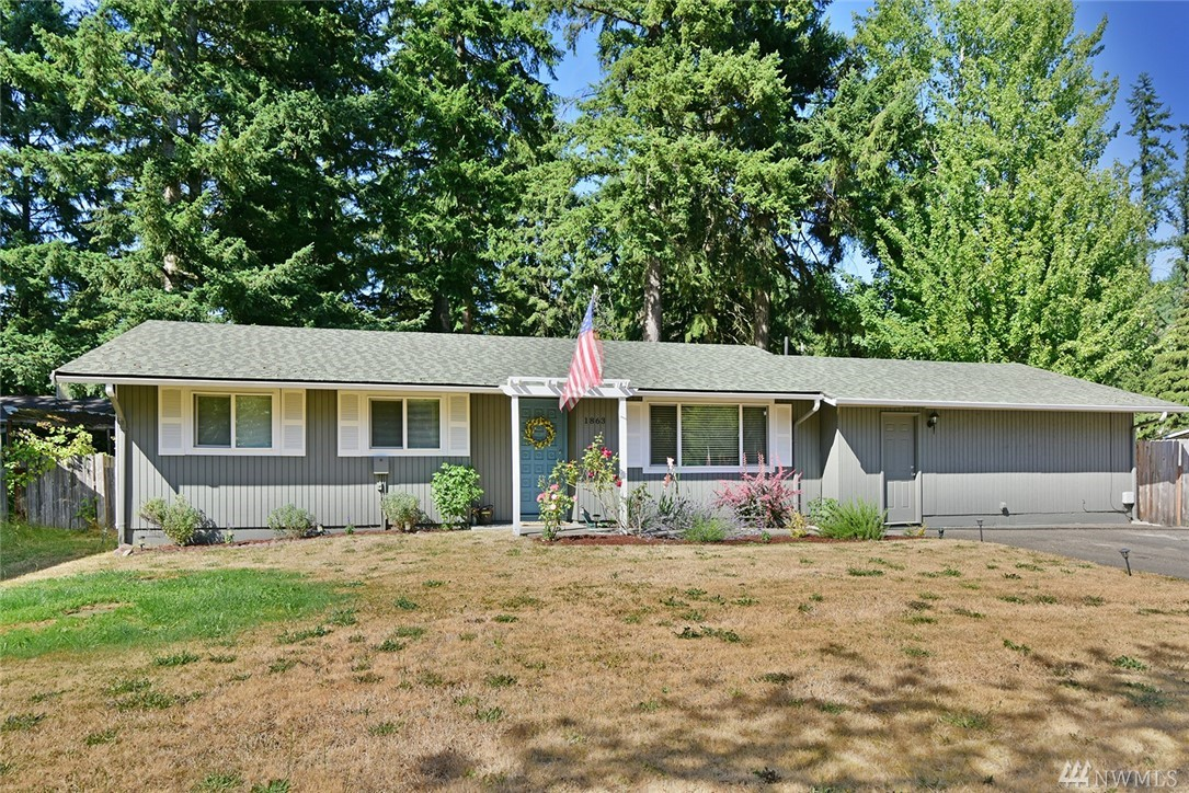 1863 NW Forest Creek Dr, Silverdale, WA 98383