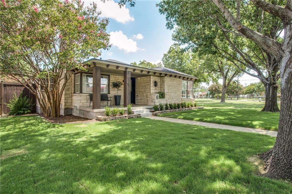 2330 Barberry Drive, Dallas, TX 75211