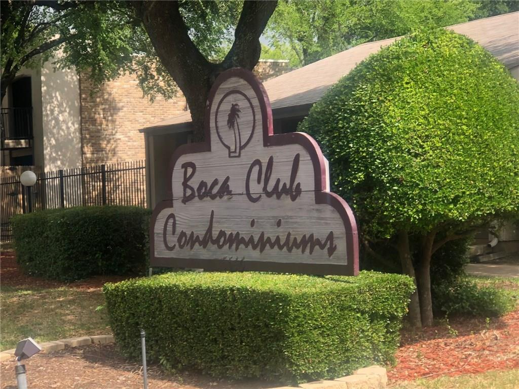 Charming condo in Fort Worth close to I30 and 820. Plenty of shopping nearby.