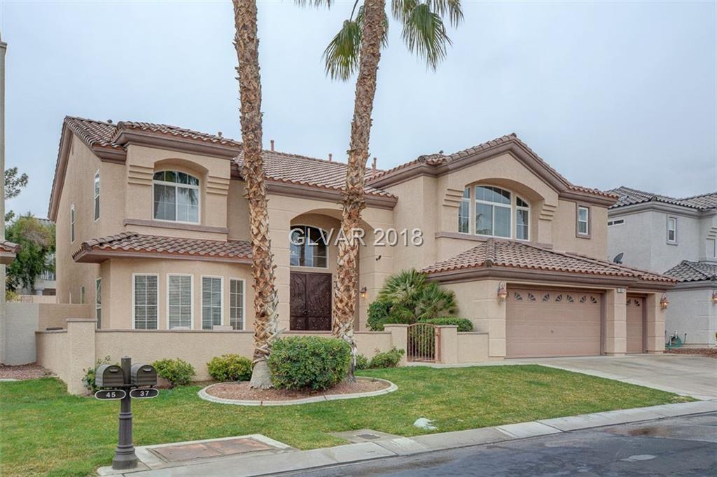 37 GULF PINES Avenue, Las Vegas, NV 89148