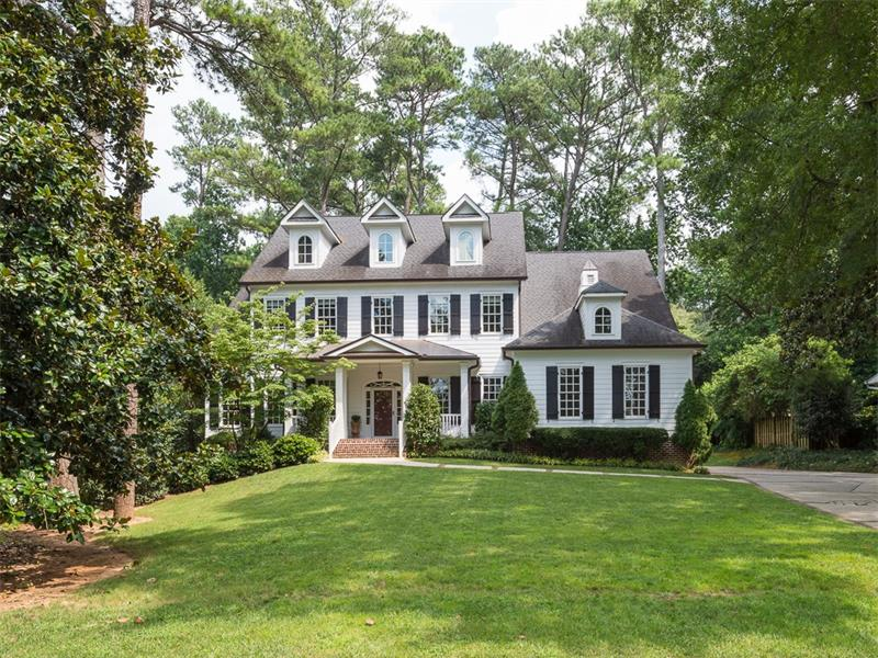 3149 NW Wood Valley Road, Atlanta, GA 30327
