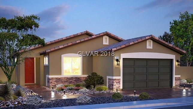 5957 PERIDOT FALLS Avenue Lot 110, Las Vegas, NV 89130