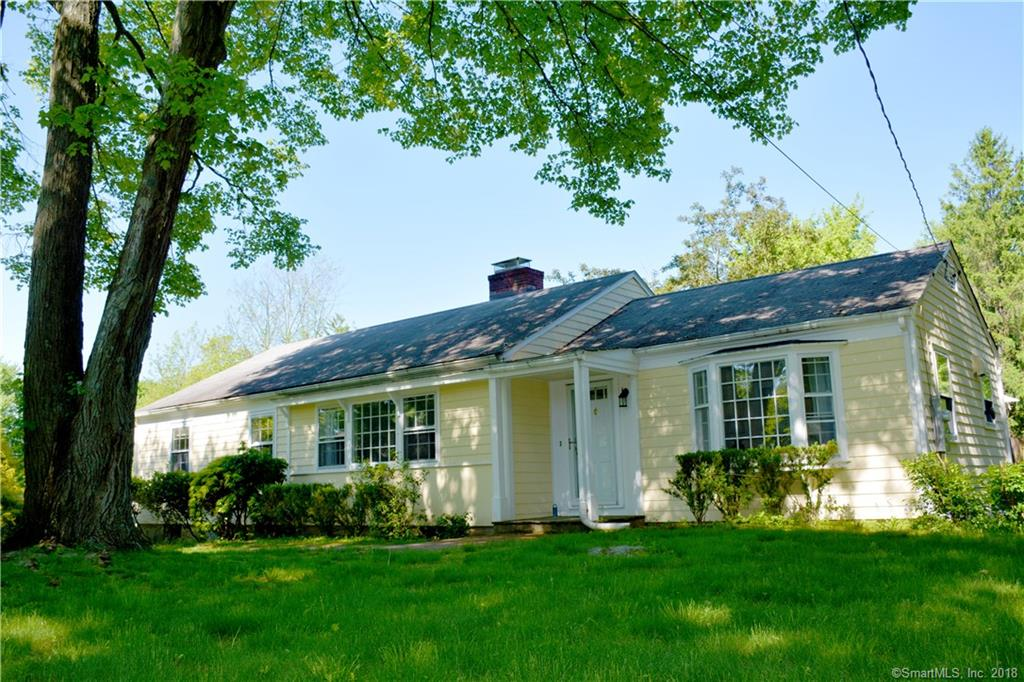 Renovate, add-on or build a brand new house. Good income producing property. Walk to train!