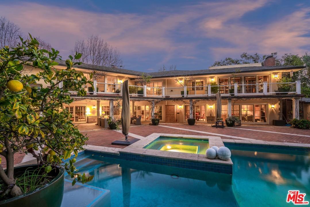 801 N SIERRA Drive, Beverly Hills, CA 90210