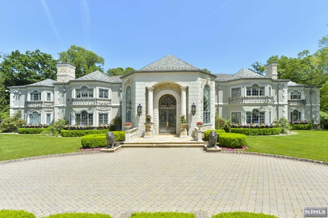 Palatial Masterpiece, Saddle River, NJ 07458