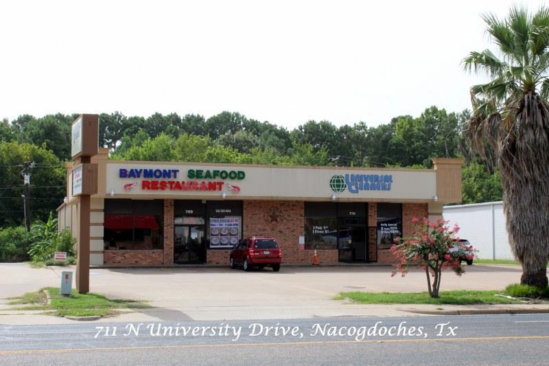 711 North University, Nacogdoches, TX 75961