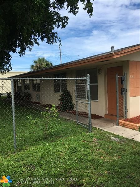 Two units one is a 2/2 and the other is a 1/1 both attached with fenced yard. Plenty of parking, 6 parking spaces, close to shopping, banking, restaurants. Live on one side and rent the other unit or use both for investment. Fenced yard, nice trees for shade. Popular rental area.