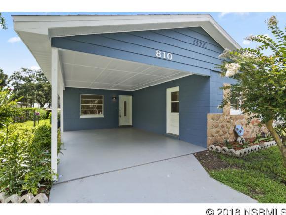 810 Cherry St, New Smyrna Beach, FL 32168