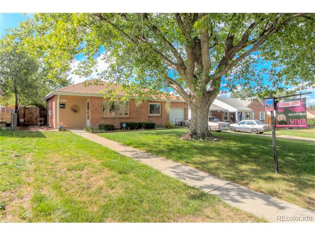 Picture of a property in 445 South Canosa Court Athmar Park Denver CO