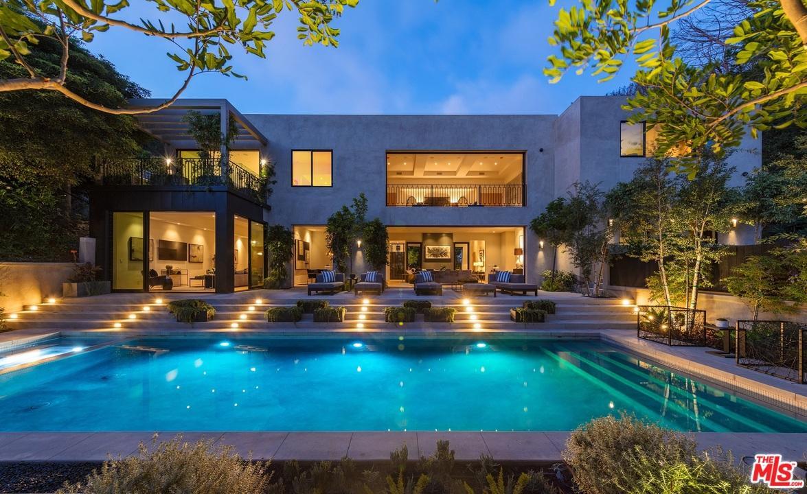 1317 DELRESTO Drive, Beverly Hills, CA 90210