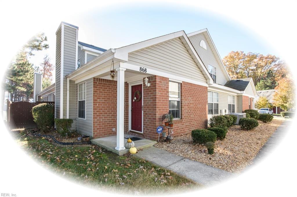 868 Miller Creek LN, Newport News, VA 23602