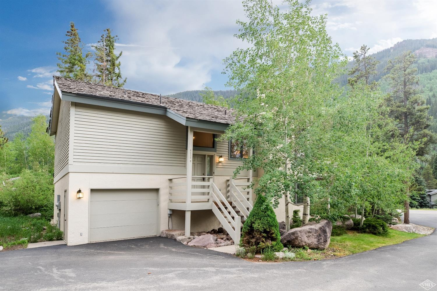 4515 Bighorn Road, Vail, CO 81657