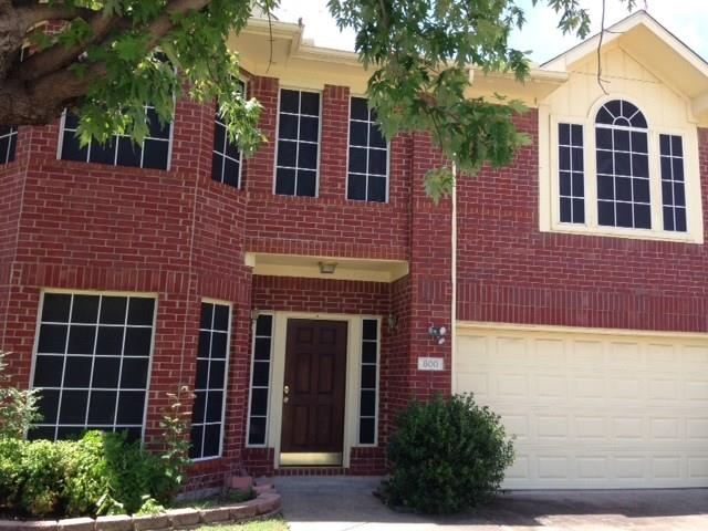 two story brick building. master bedroom  on first  level. NO SMOKING. NO PETS.
