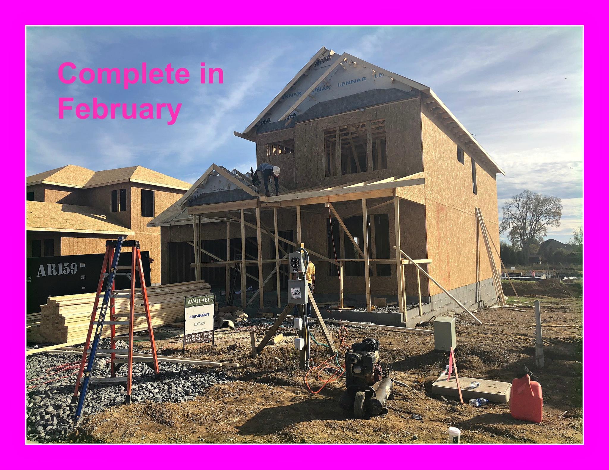 616 Penhurst Place #521, Hendersonville, TN 37075