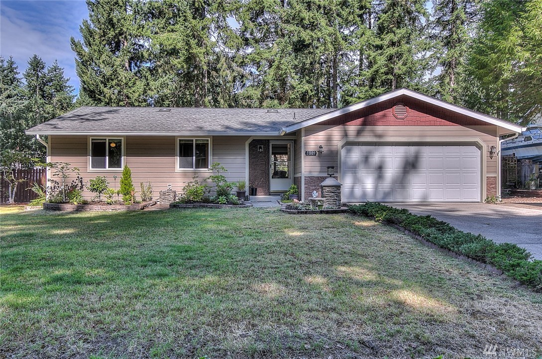 3809 77th Av Ct NW, Gig Harbor, WA 98335
