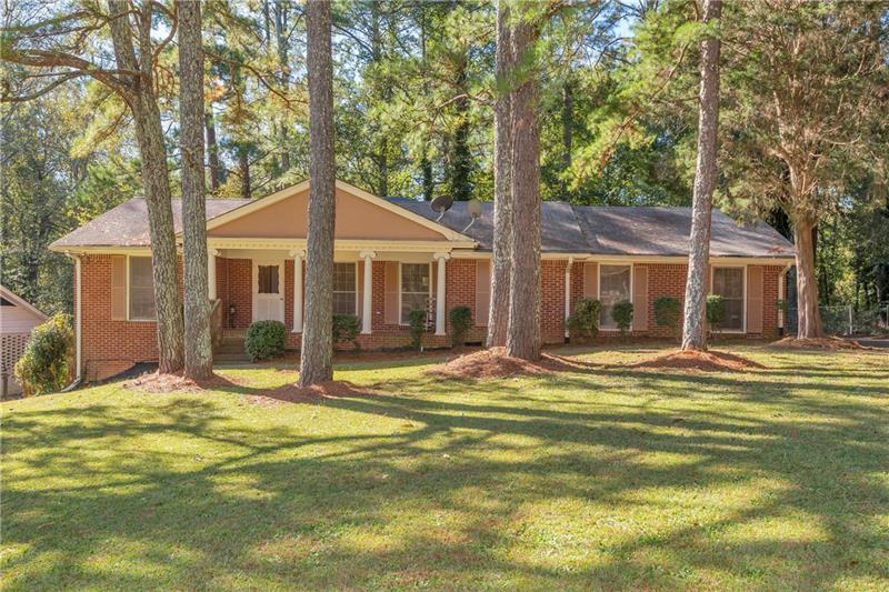 1669 Mill Acres Drive SW, Atlanta, GA 30311
