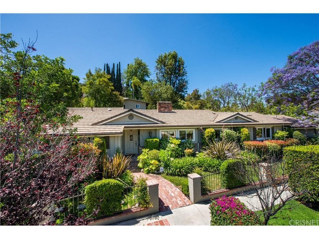 16240 DICKENS Street, Encino, California 91436- Oren Mordkowitz