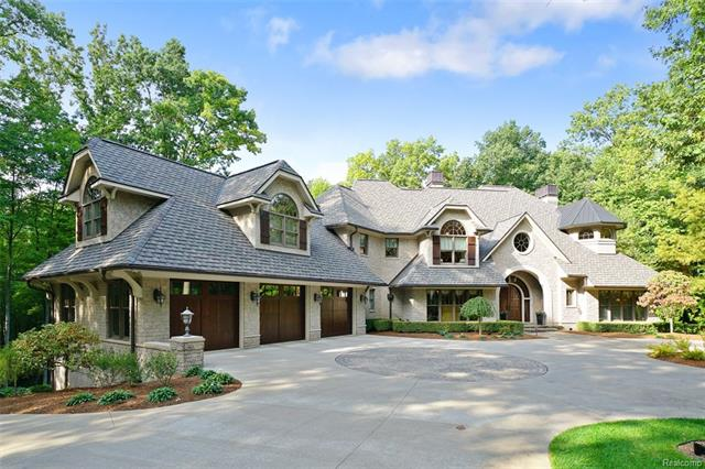 "This is a one-of-a-kind luxury masterpiece, with a blend of attributes that you will not find elsewhere. The easy access to M5 corridor with wooded acreage provide that ""up north"" experience, while maintaining convenient accessibility to the Metro Detroit hustle and bustle. Situated on the serene, private Ellenwood Lake allows swimming/fishing or canoeing/kayaking opportunities, while also enjoying all the privileges of boating/jet skiing & sandy beach of the private all-sports Commerce Lake. The photos scarcely capture the sophistication and artistry of the home, which was featured in Styleline Magazine for it's exquisite design. Every feature was visualized, collected, and lovingly placed. You will enjoy every luxury amenity, presented in the most beautiful selections of wood, stone, crystal, and tile, and with the highest quality of custom craftsmanship. The 7-acre property provides a wealth of privacy & nature, and heated driveway leads to a 2-story, 6 car garage. Truly a dream!"