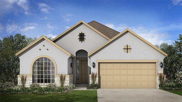 MLS# 8142238 - Built by Taylor Morrison - September completion! ~ The Elmhurst is designed to effortlessly provide room for you, your family and guests. While this new house includes 4 bedrooms, the living spaces in this home remain spacious and airy. The secret? A split layout. It features a master suite, placed for privacy at the back of the home. Bedrooms 2 and 3 are set off from the foyer. A 4 bedroom is at the front of the home next to another bathroom, making it ideal as a guest suite.
