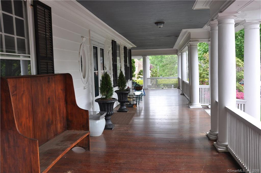 Not too far from downtown Greenwich, this gorgeous home retains it's original charm. Stepping into this home you will find a grand staircase surrounded by many elegant rooms with multiple fireplaces. Don't miss out on seeing this home! added bonus income monthly with apartment on 3rd level. endless possibilities bring your imagination and let it soar.