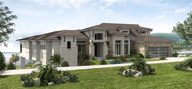 This unbelievable home with panoramic views of Lake Travis and the Texas Hill Country is under construction with a completion estimate of mid-December 2018.   Price and acreage includes lot below at 12873 PARK DR to ensure no building below.  5 car garage, incredible finish out, 6 BR's, media, game, patios, etc.  Nothing like it this close to downtown Austin and behind a private gate with only 1 other high dollar home.