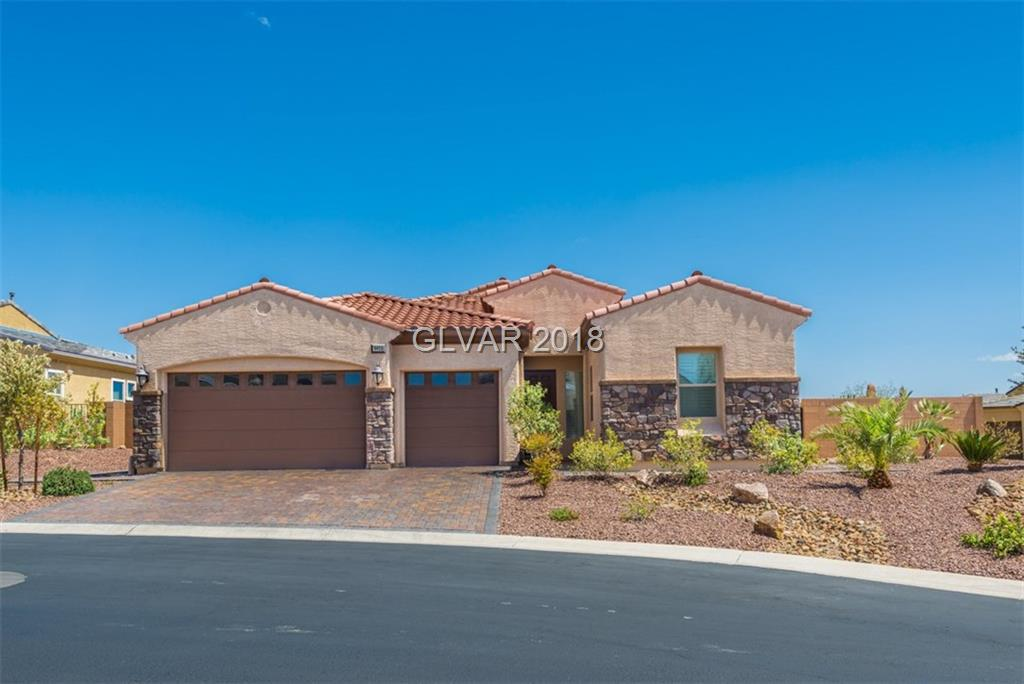 Located in a quiet, gated community, 4 Bdrms, 3.5 Baths with a Mini-Master. Wood-Like Expresso Color Tile Flooring, Chefs Kitchen includes an Extra Large Island, Upgraded Ebony Color Cabinets, Dbl Ovens, Blt-in Microwave, 5 Burner Cooktop, Giant Pantry. Open Floorplan w/ custom Built-in Media Center, Shutters t/o, Upgraded Electric Package, Ceiling fans t/o. Full length Stucco Covered Patio w/ Pavers & Synthetic Grass, Firepit, Pool, Spa.
