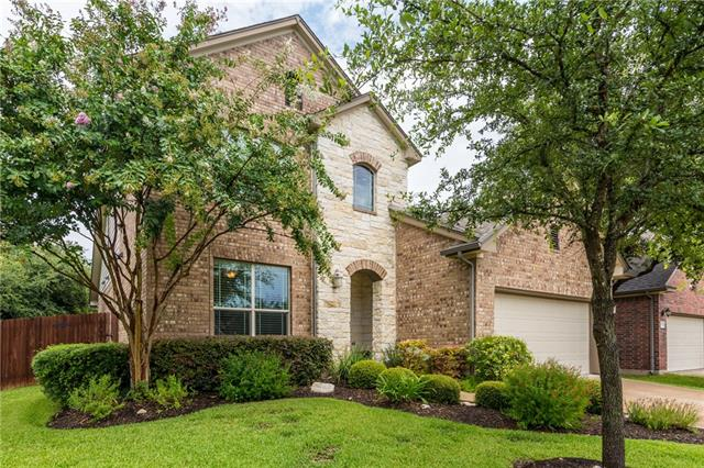 Beautiful home nestled in the heart of Westside Preserve in Cedar Park. Walk into this beautifully designed home and notice the impressive entry, gleaming wood floors throughout. This thoughtfully planned home has space for everybody! Once outside, notice the custom Texas flagstone overlooking the oversized,private yard. Walk to award winning schools,hike and bike trails, parks and neighborhood pools  --
