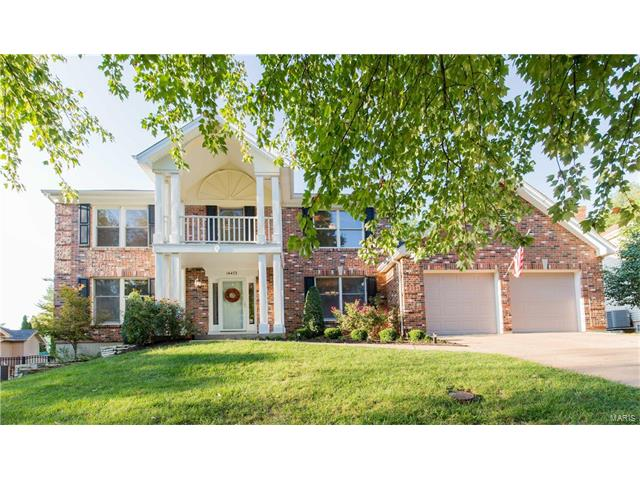 14473 White Pine Ridge Lane, Chesterfield, MO 63017