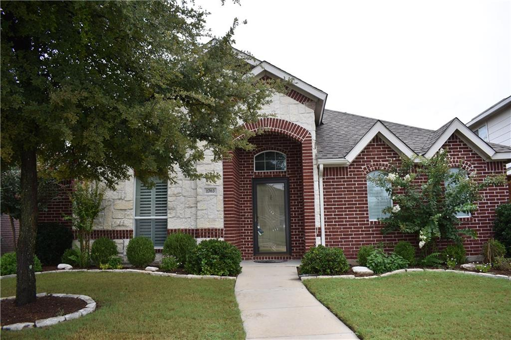 1703 Oak Brook Lane, Allen, TX 75002