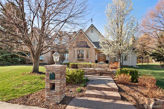 Image of a beautiful home in Cherry Creek School District, Colorado