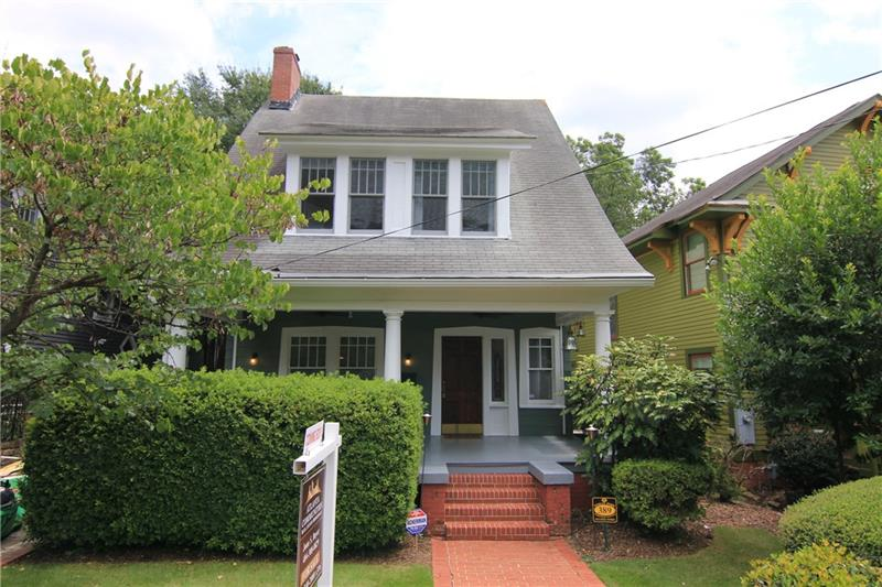 389 Sinclair Avenue NE, Atlanta, GA 30307