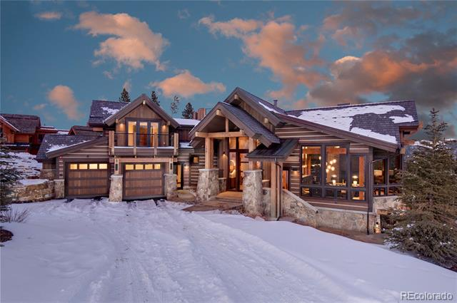 This new custom ski-in/ski-out Timber Trail residence will be one of the last opportunities to own in Breckenridge's most premier slope side enclave. The home's architectural design is mountain modern and it takes full advantage of its jaw dropping views to Baldy Mountain and the Breckenridge Ski area through its floor to ceiling windows. Ski home to your family legacy that enjoys all the ownership benefits and amenities of One Ski Hill Place.