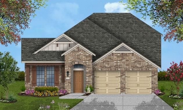 OPEN LAYOUT, 1.5 STORY WITH GAME ROOM UP, WOOD FLOORING, GRANITE COUNTERS, SS APPLIANCES, 2.5 CAR GARAGE, COVERED PATIO, FULL SOD AND SPRINKLERS, LEED CERTIFIED HOME.