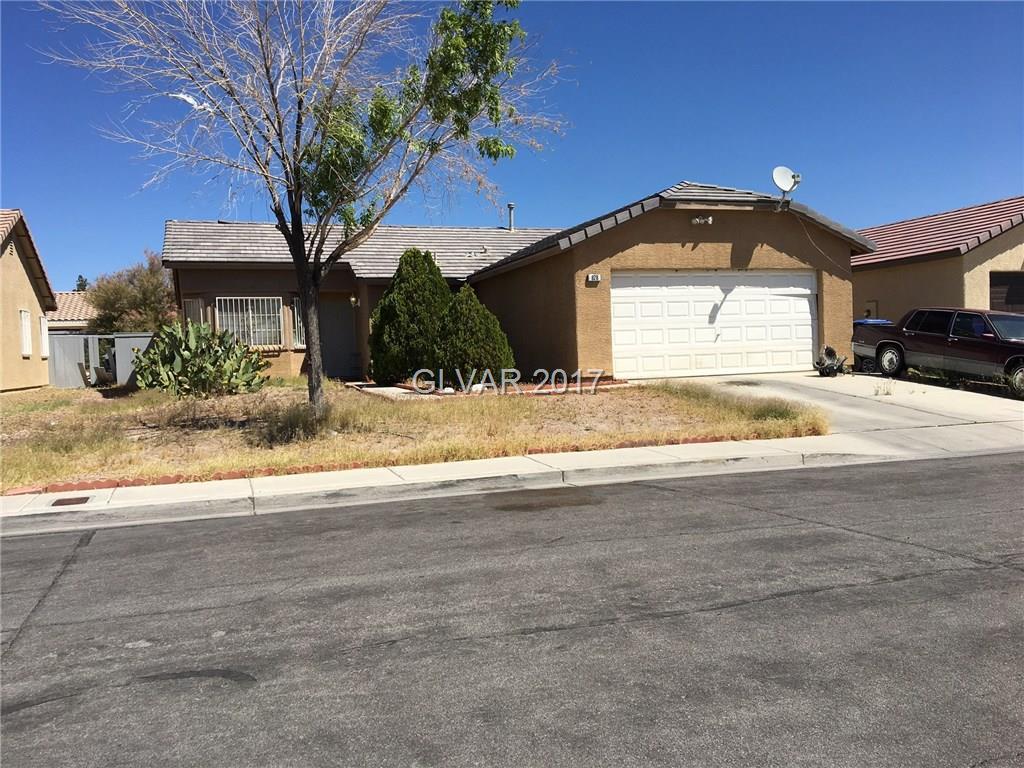 828 CAMDEN YARD Court, North Las Vegas, NV 89030