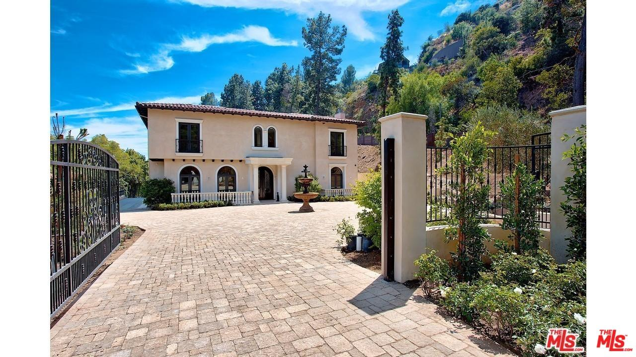 1296 MONTE CIELO Drive, Beverly Hills, CA 90210