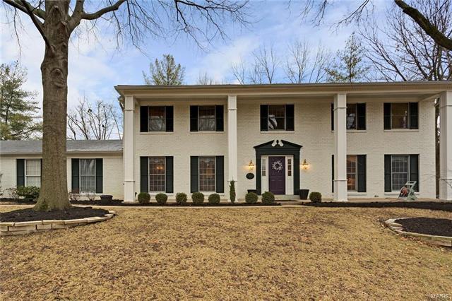 500 Webster Path Court, Webster Groves, MO 63119