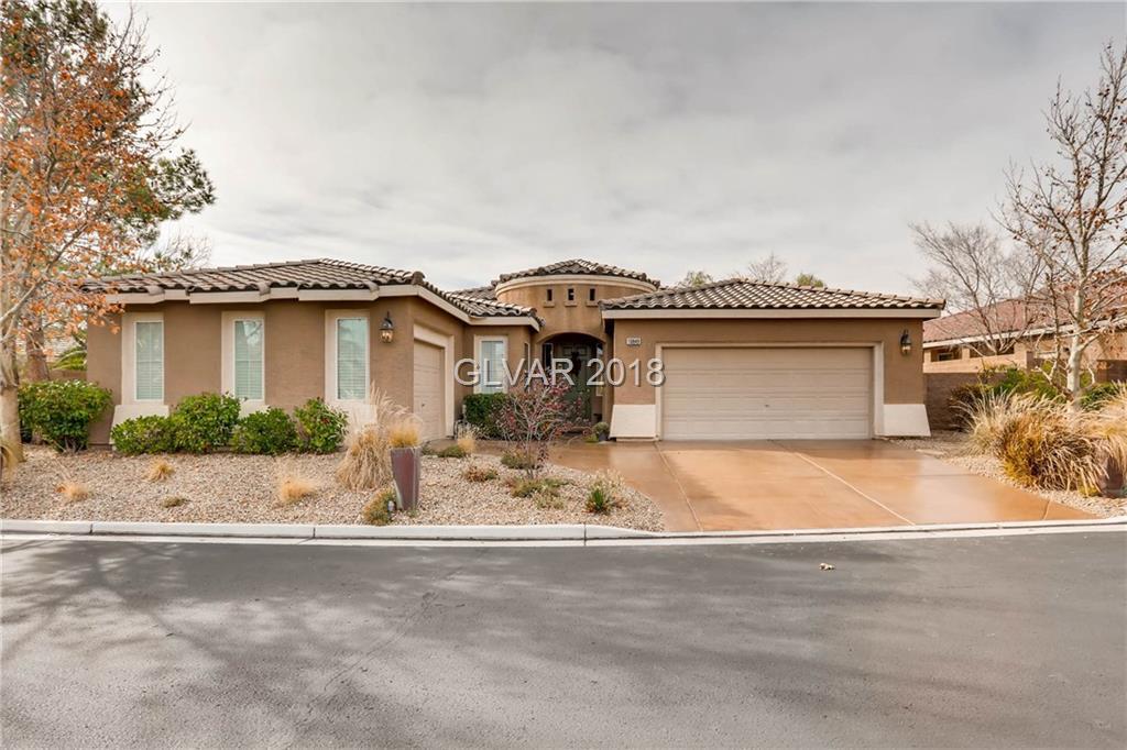 10849 BRAMANTE Drive, Las Vegas, NV 89141