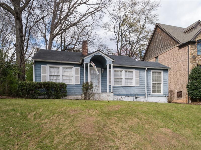 314 Delmont Drive NE, Atlanta, GA 30305