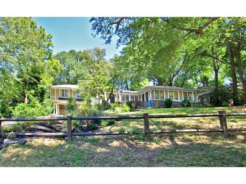 1671 NE Lady Marian Lane, Atlanta, GA 30309