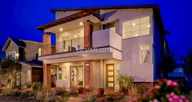 Amazing Madison Model located in Cadence Master Plan, Great Modern Design all decor and furnishings included, This home has it all! Spacious three bedroom home with loft includes a great size deck with Panoramic views, stacking sliders to charming courtyard, a true entertainers kitchen with upgrades galore. A Must See will not last long!!
