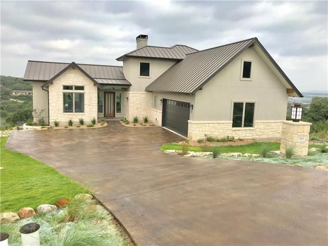 The home is located on one of highest lots in Horseshoe Bay. You will have an outstanding Hill Country and Lake LBJ view. When you enter the home you will have a view of Lake LBJ from the living area and kitchen. You will enjoy a spacious outdoor covered deck while have a morning coffee or an evening happy hour with family and friends. The home has a large living area and kitchen which is great for entertaining. The Master suite is located on the main level. 3.5 baths, upgraded appliances, gas cook top.