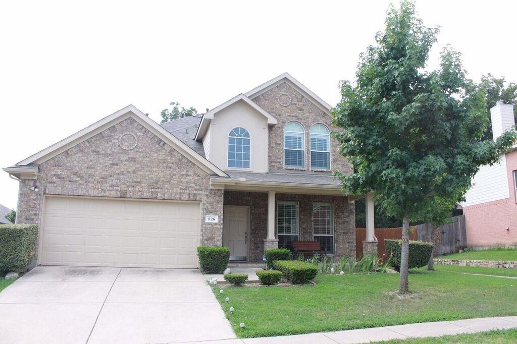 826 Dogwood Drive, Garland, TX 75040