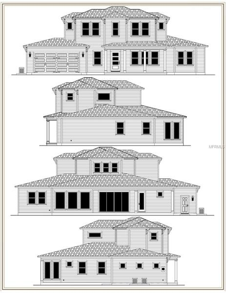 Pre-Construction to be built by South Tampa quality home builder, Artifact Construction Inc.  Located on a huge corner lot 94x120, in the Bayhill Estates neighborhood in South Tampa. Walking distance to beautiful Bayshore Blvd. and Ballast Point Park. This gorgeous contemporary traditional home will feature 4 bedrooms 3 1/2 bath with a downstairs master bedroom suite and a downstairs guest bedroom. It includes a well thought out open floor plan with quality construction throughout. On the 2nd level you will find two additional bedrooms with walk-in closets and a bonus loft space. The home will offer hurricane impact windows, solid surface counters, custom made wood cabinetry, stainless steel appliances, wood flooring, frameless glass shower enclosure, 10' ceilings, 8' solid core doors, butlers pantry, tankless natural gas water heater, paver driveway, porch and lanai. All of this, with plenty of room for a future pool! Make this home yours!!!