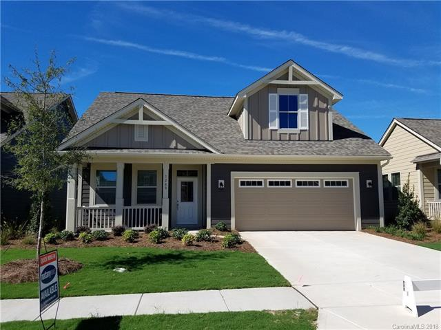 Beautiful New Community in Tega Cay offering low maintenance ranch homes with close proximity to Nivens Creek Landing, Baxter Village and Rivergate Shopping Center. Open floorplan with lots of natural sunlight and side courtyards for outdoor living. This 1 story home features 2 bedrooms and 2 1/2 bathrooms with a study and open floorplan.