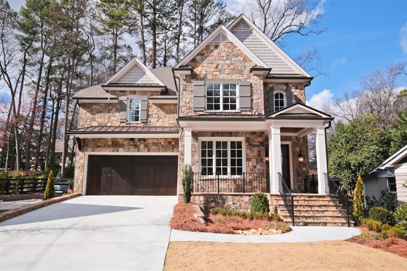 3316 W Shadowlawn Avenue NE, Atlanta, GA 30305